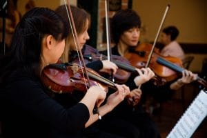 Amicus Strings wedding & event string quartet venues