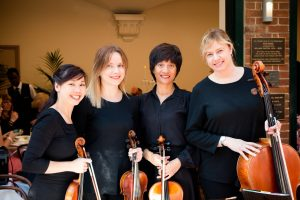 Amicus Strings provides music & entertainment to corporate functions & events