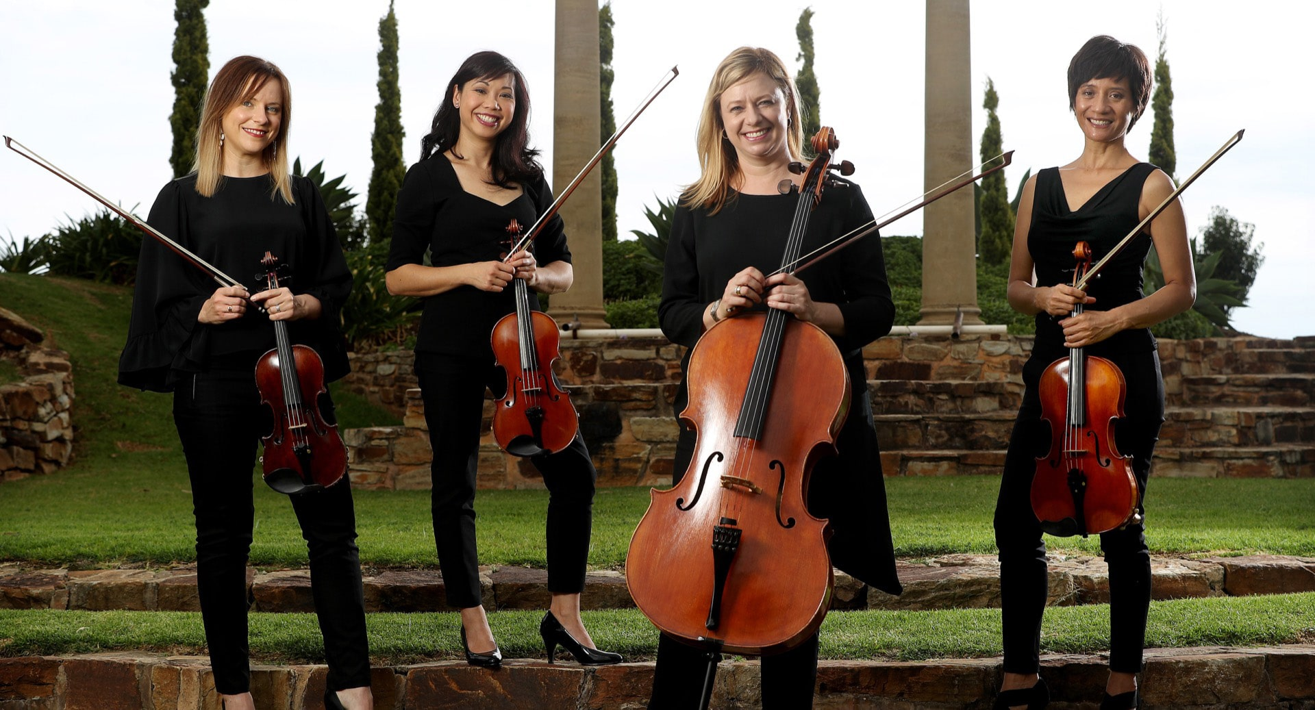 Amicus Strings string quartet music for weddings & events